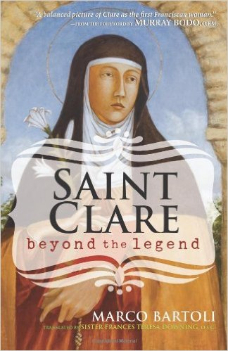 st clare beyond the legend