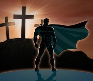 Lenten Super-Disciple, by Chris Weickert