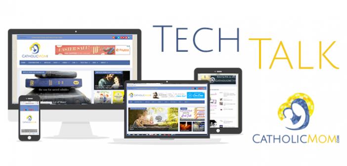 tech talk redesign