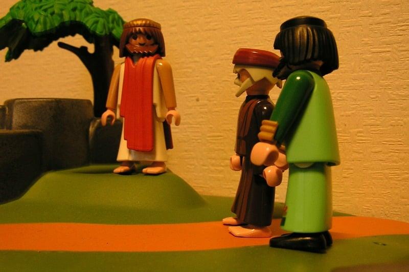 """""""Tiny disciples"""" by Elizabeth Desiderato (CatholicMom.com)"""