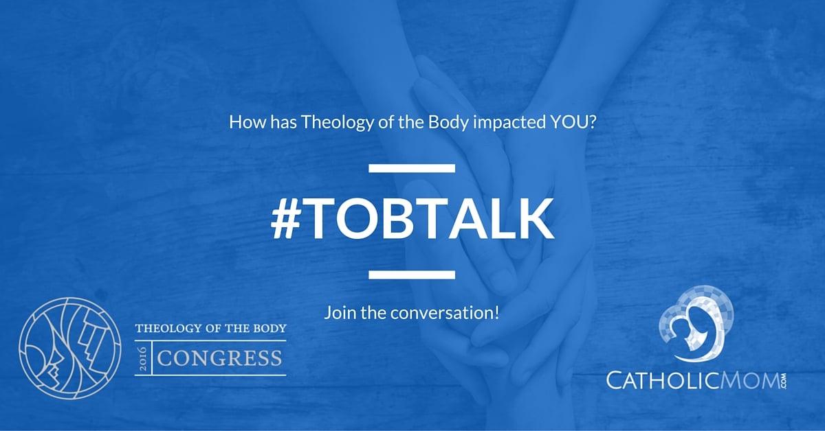 #tobtalk CatholicMom.com fb