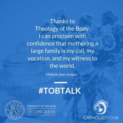 #tobtalk quotes Juneau CatholicMom.com IG