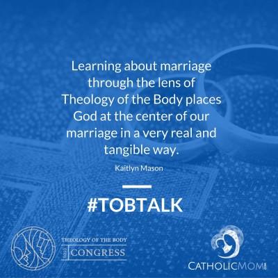 #tobtalk quotes Mason CatholicMom.com IG