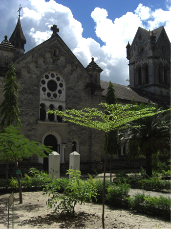 Bagamoyo Mission, one of the earliest missions in East Africa - Photo Courtesy of Sr. Caroline, Paulines Africa