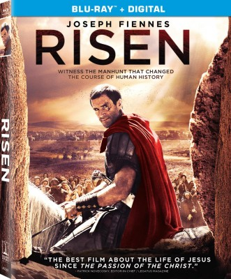 Win RISEN on DVD! Leave a comment below by 5/22/16.