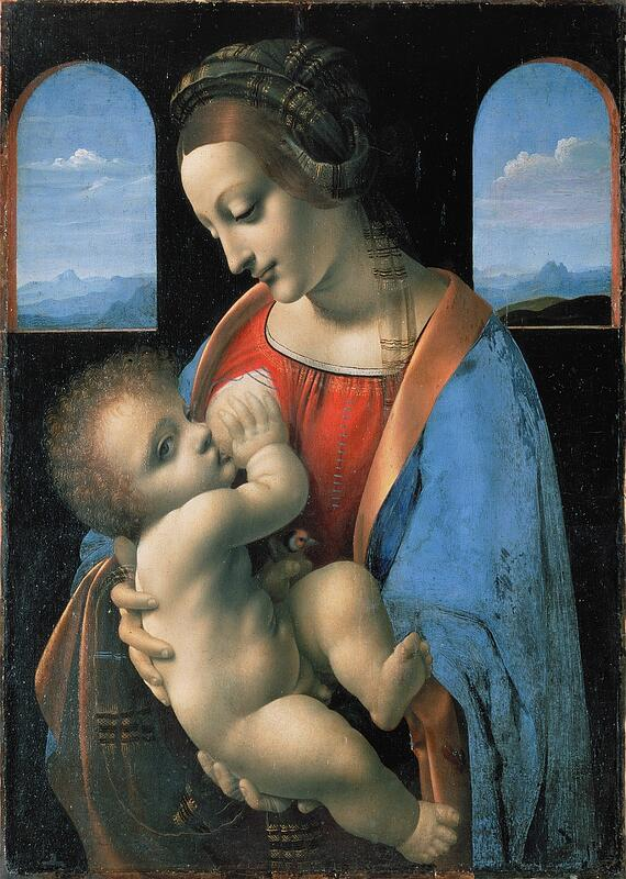 """""""What We Can Learn from Breastfeeding Babies"""" by AnneMarie Miller (CatholicMom.com)"""