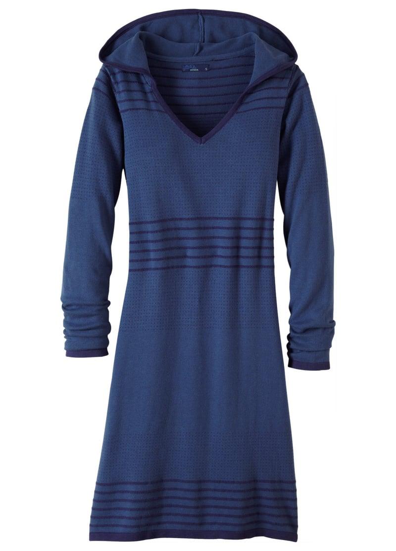 Mariette dress by prAna, image copyright prAna used with permission