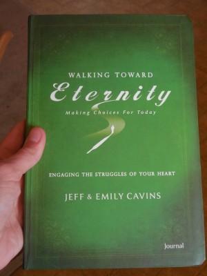 walking-toward-eternity journal