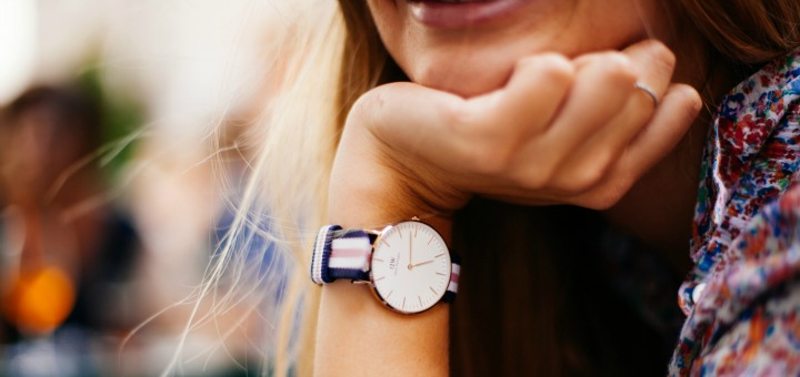 Woman Hand With A Watch. Anthony Delanoix. September 30, 2015. Via Barnimages.com.