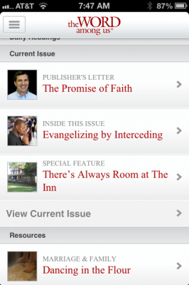 wau app current issue