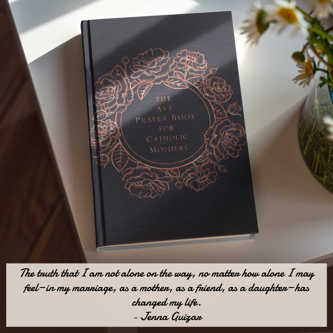 Jenna Guizar Ave Prayer Book