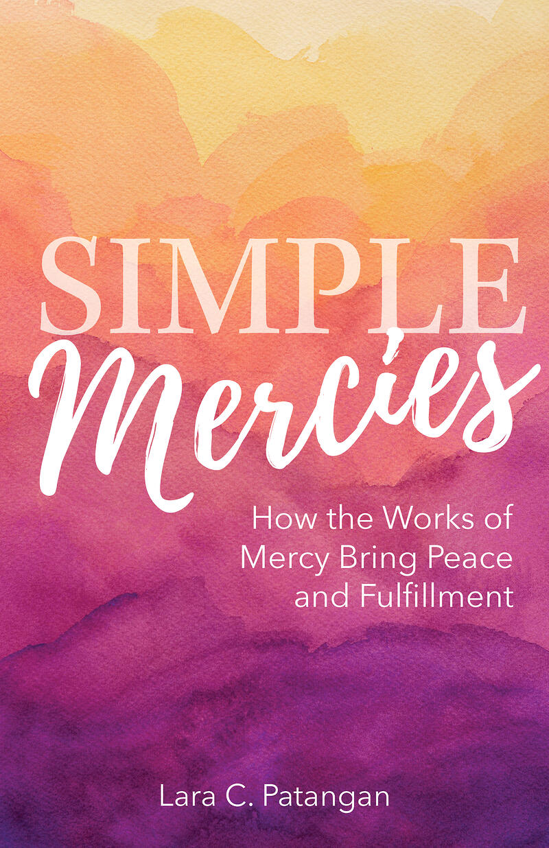 LPatangan Simple Mercies book cover