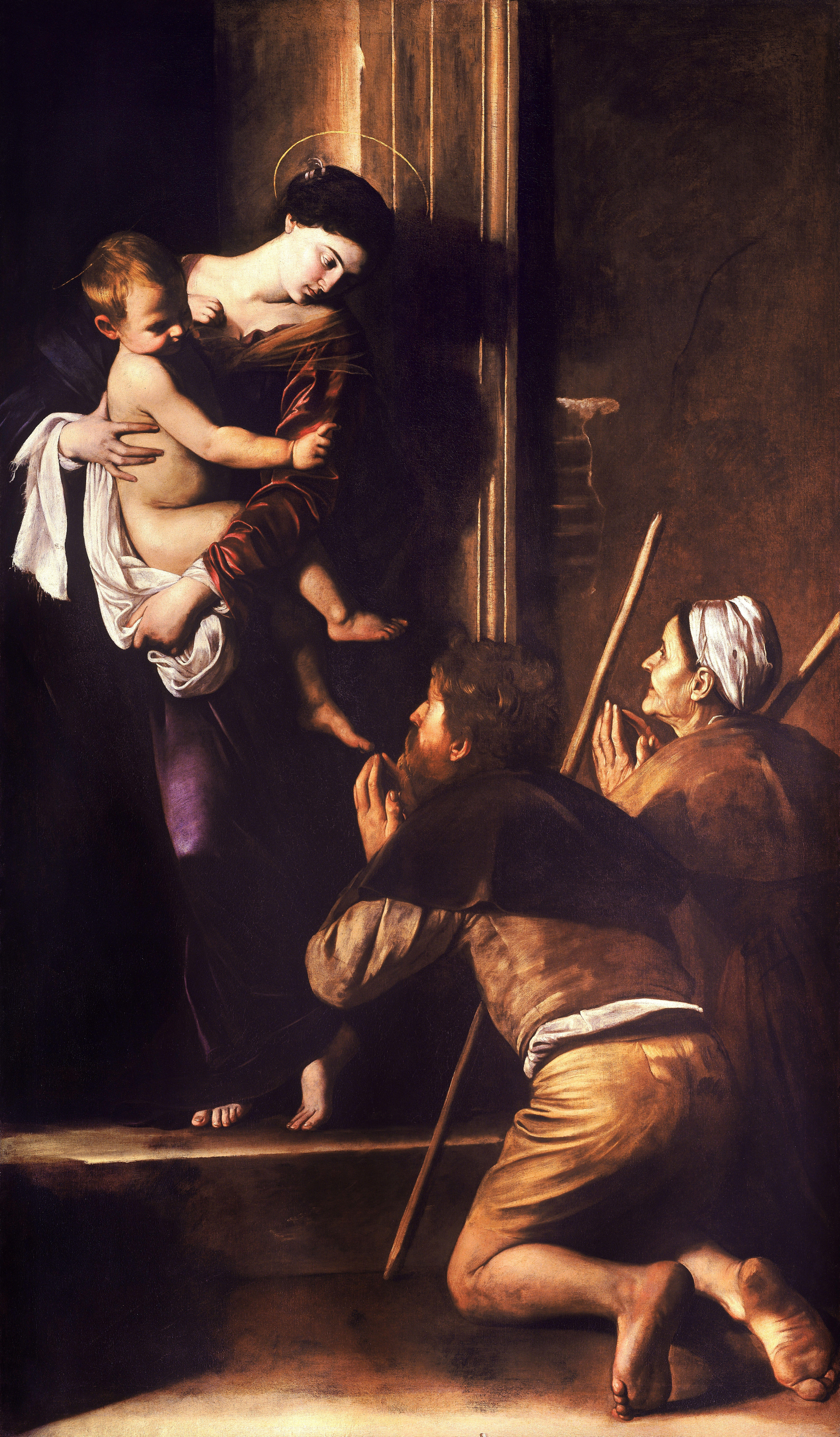 Madonna_di_Loreto-Caravaggio