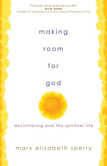 Making Room for God book cover