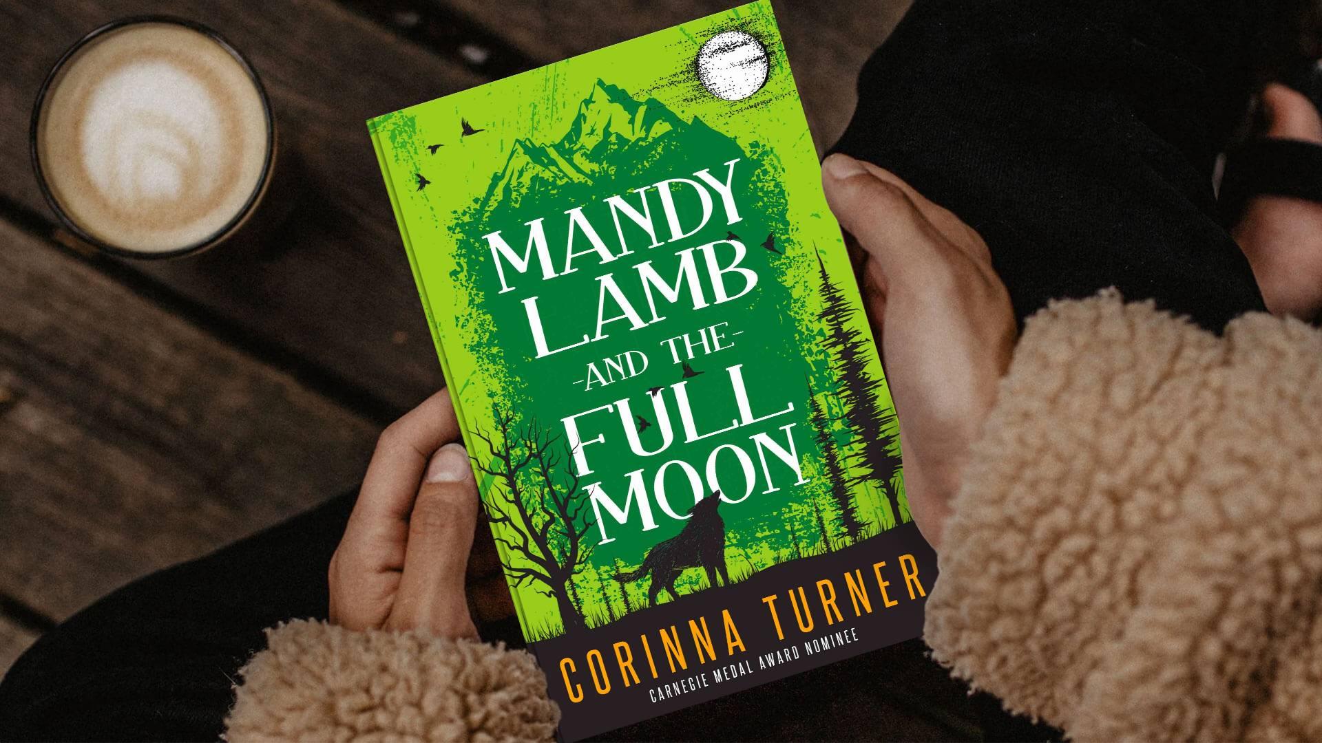 Mandy Lamb New Cover Meme
