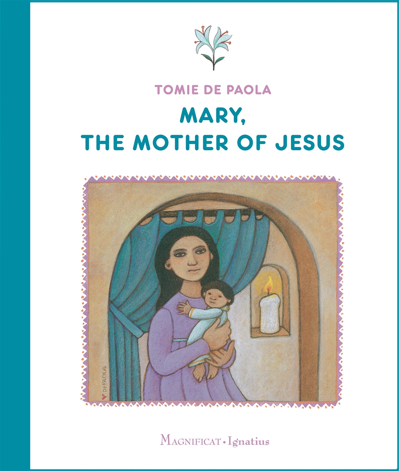 Mary Mother of Jesus-DePaola
