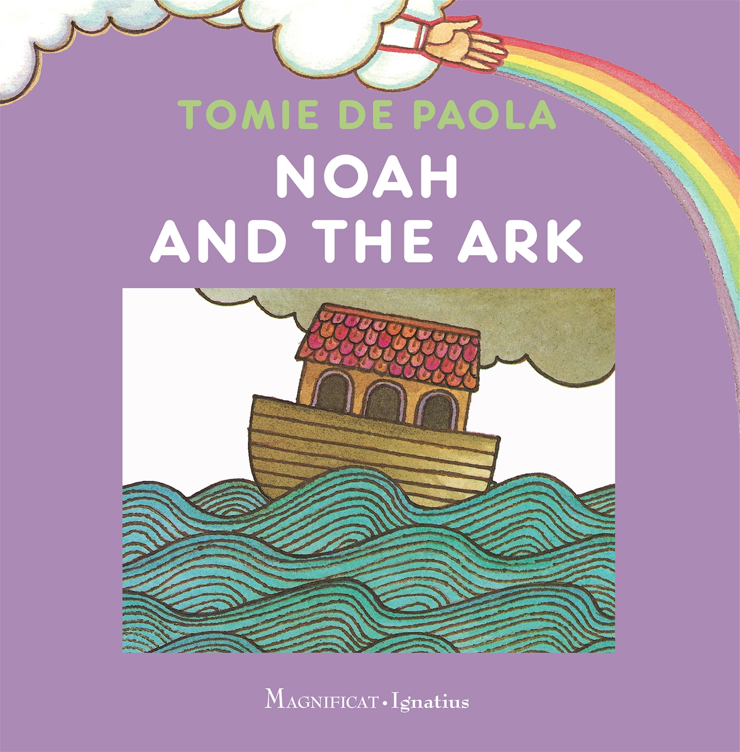 Noah and the Ark-DePaola