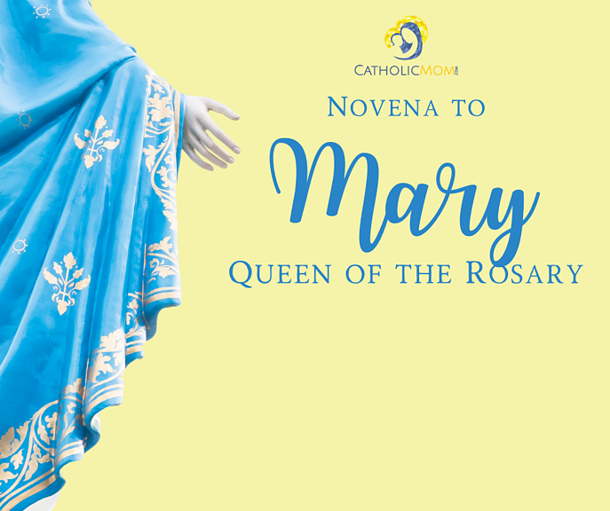 Novena to Mary Queen of the Rosary