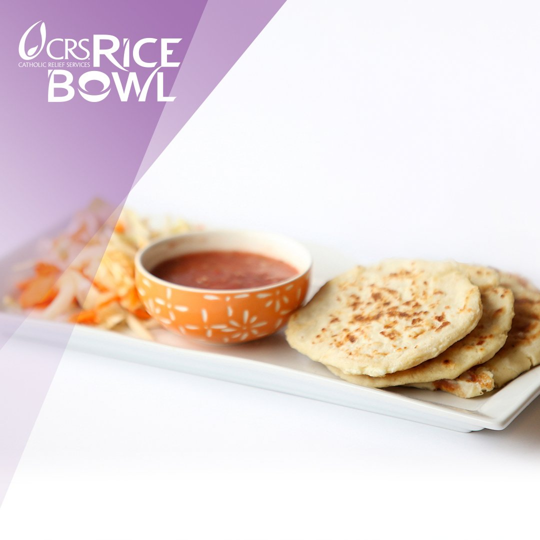 CRS Rice Bowl simple meal for Lent