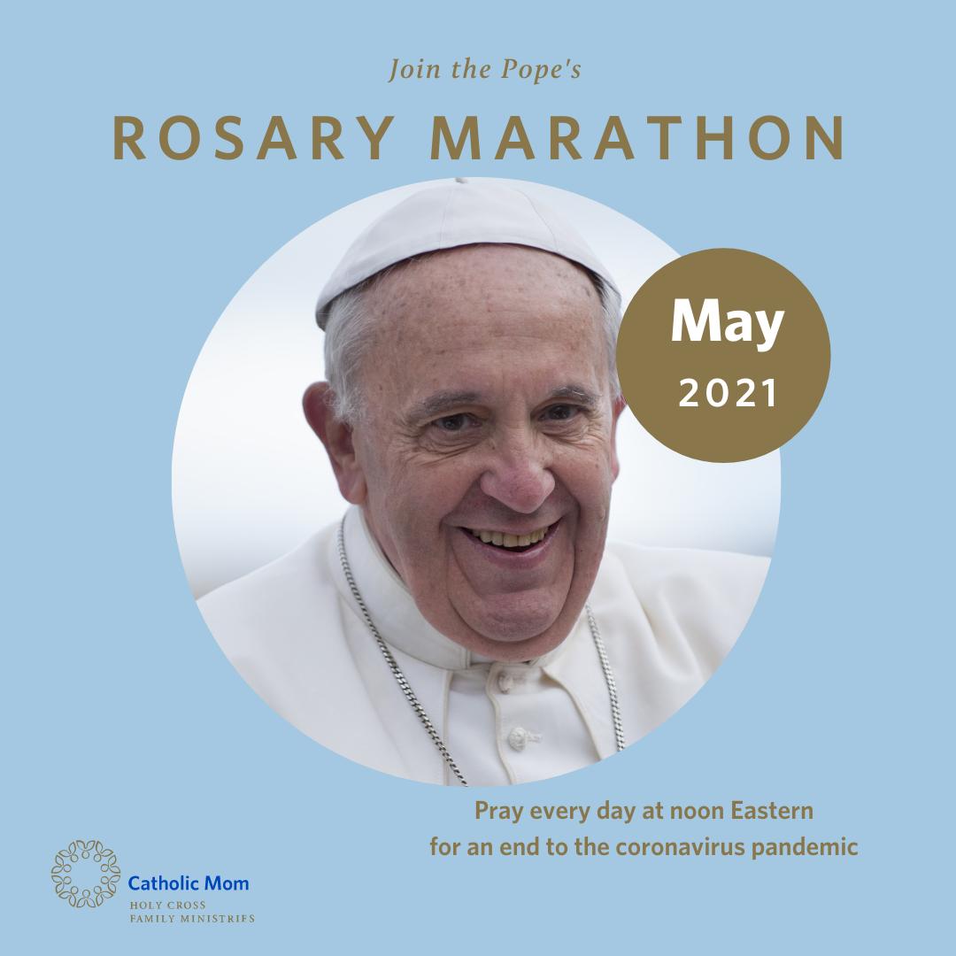Rosary Marathon