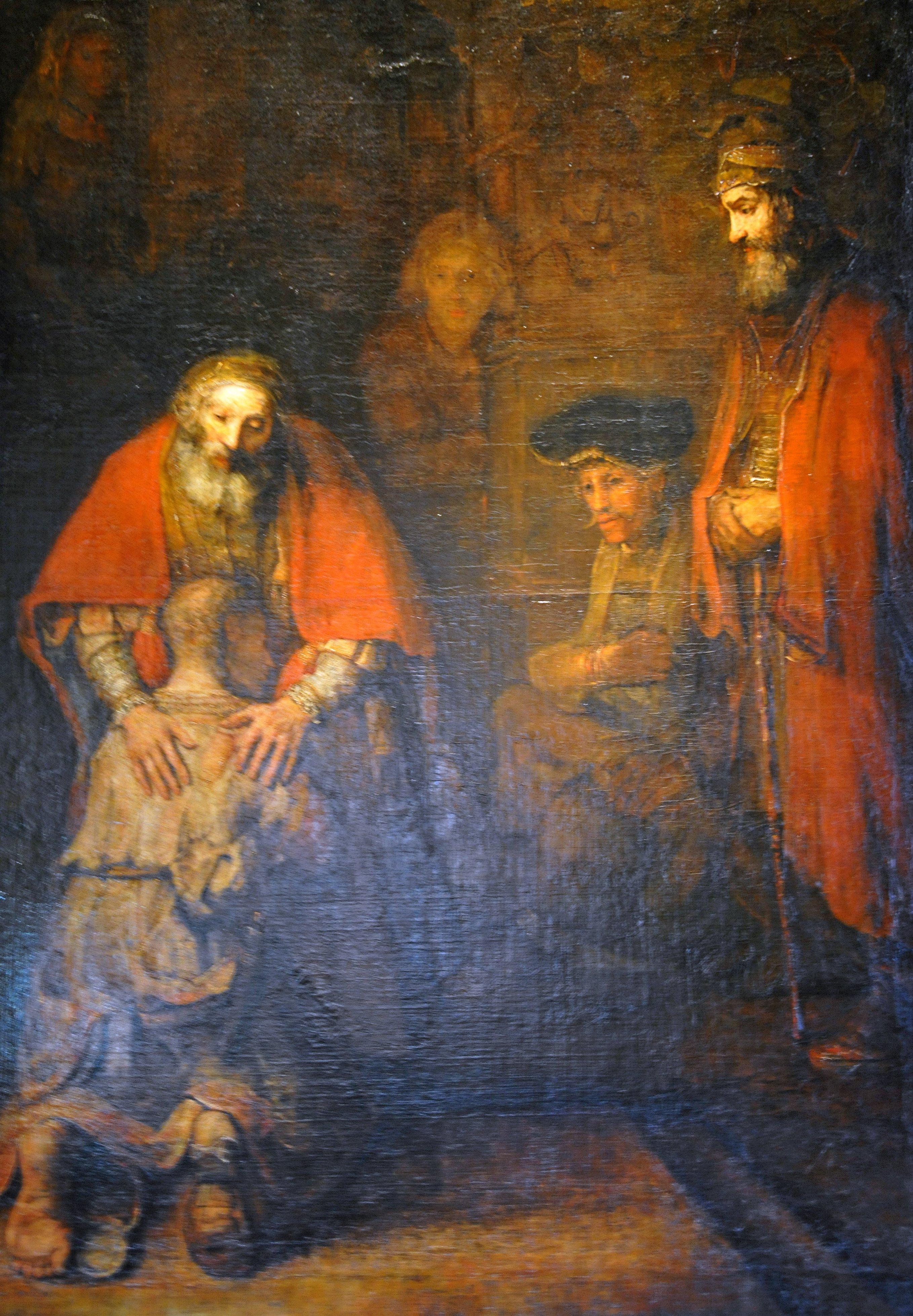 Rembrandt, Prodigal Son