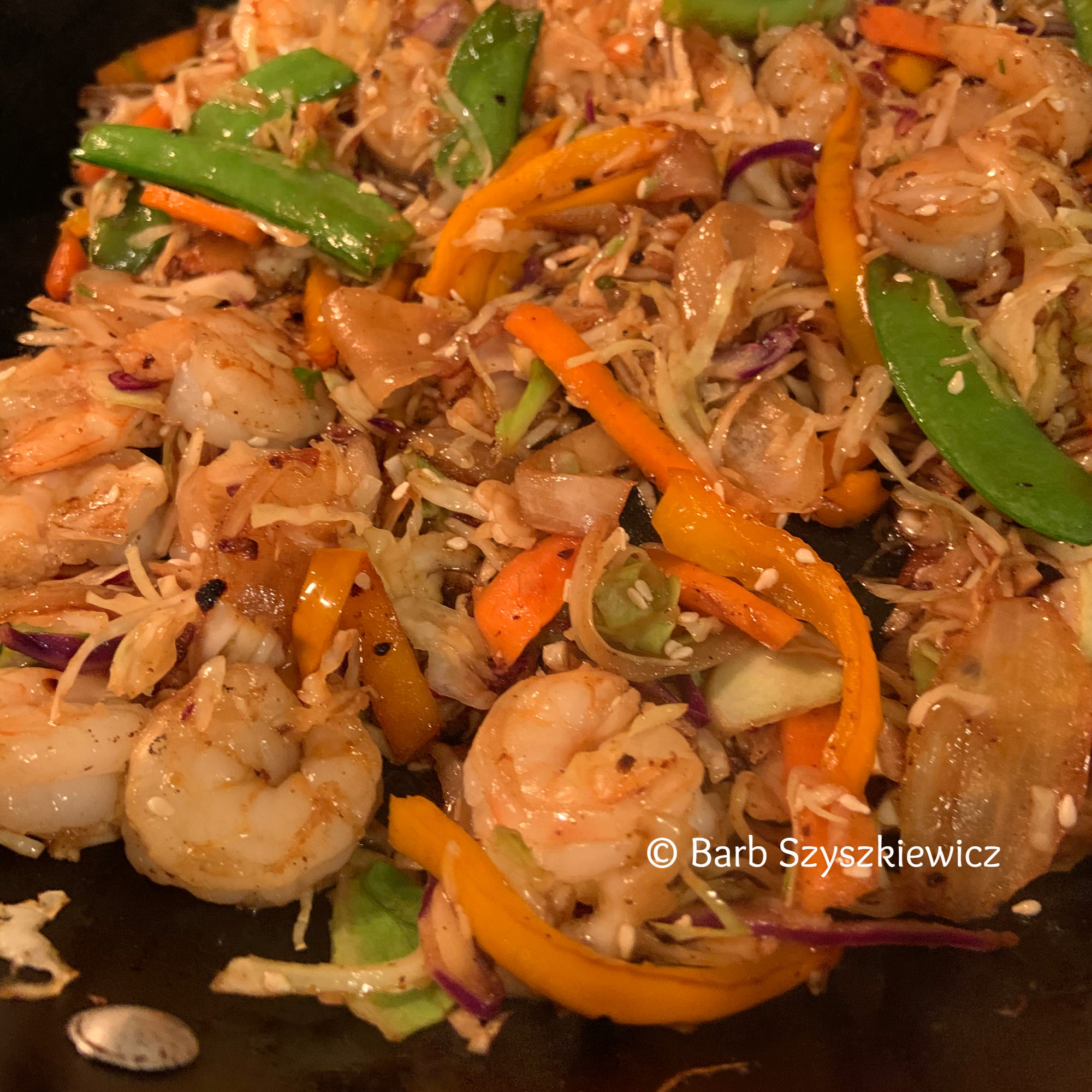 Speedy Shrimp and Cabbage Stir Fry 1 BSzyszkiewicz