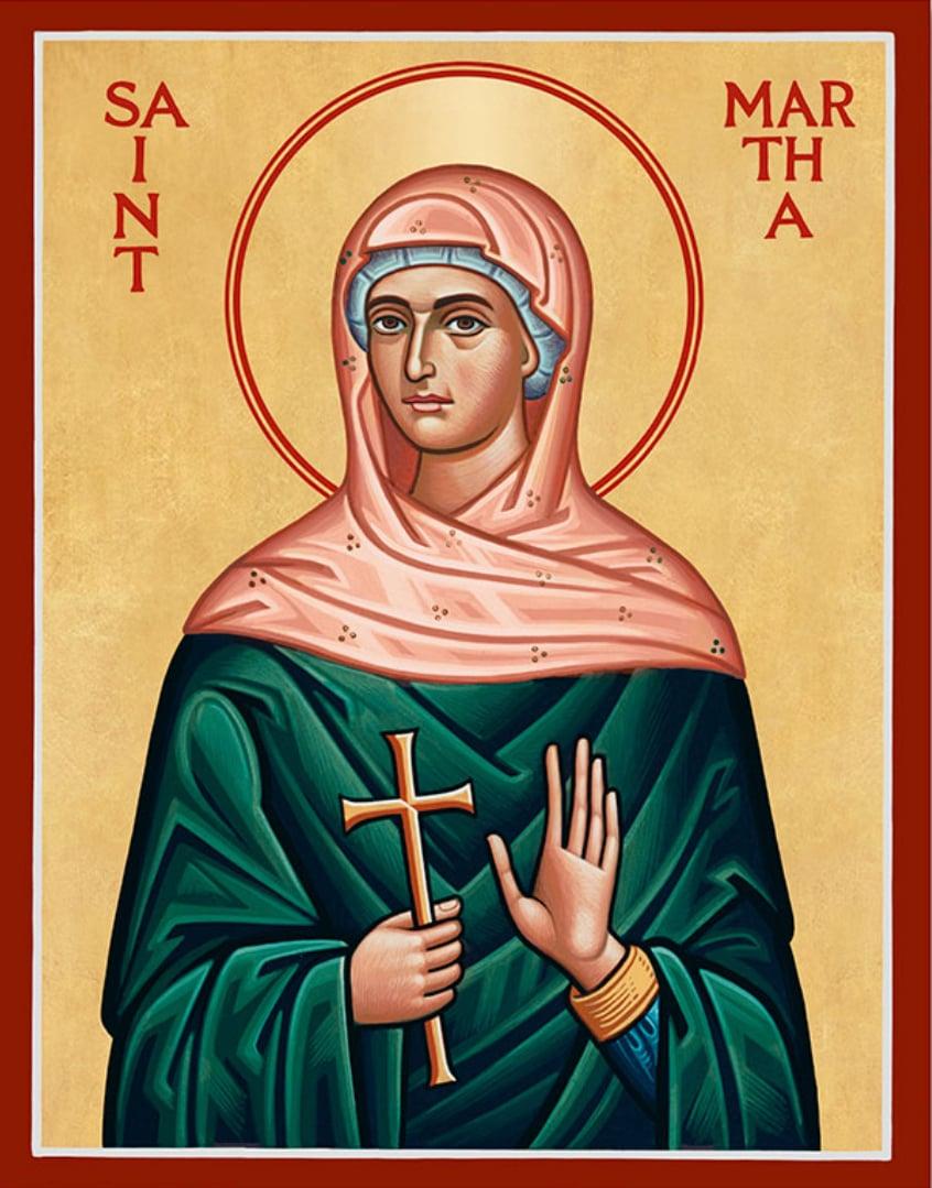 St Martha-Monastery Icons