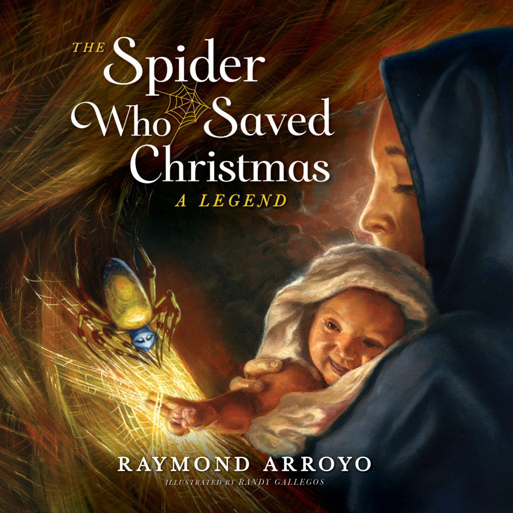 The Spider Who Saved Christmas