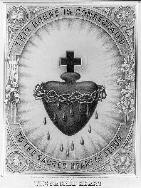 This_house_is_consecrated_to_the_sacred_heart_of_Jesus_LCCN2003662896