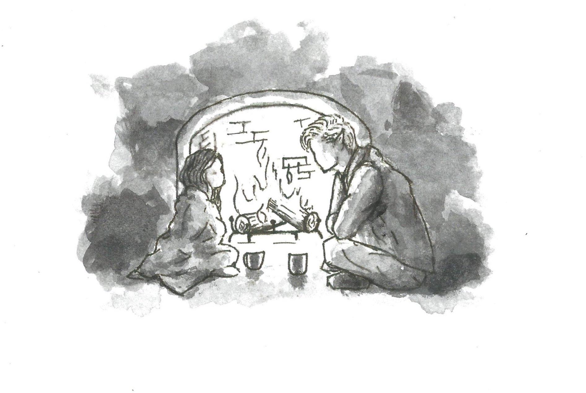 WINTER ELF Fireplace_highres