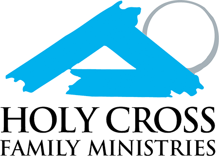 Holy Cross Family Ministries logo