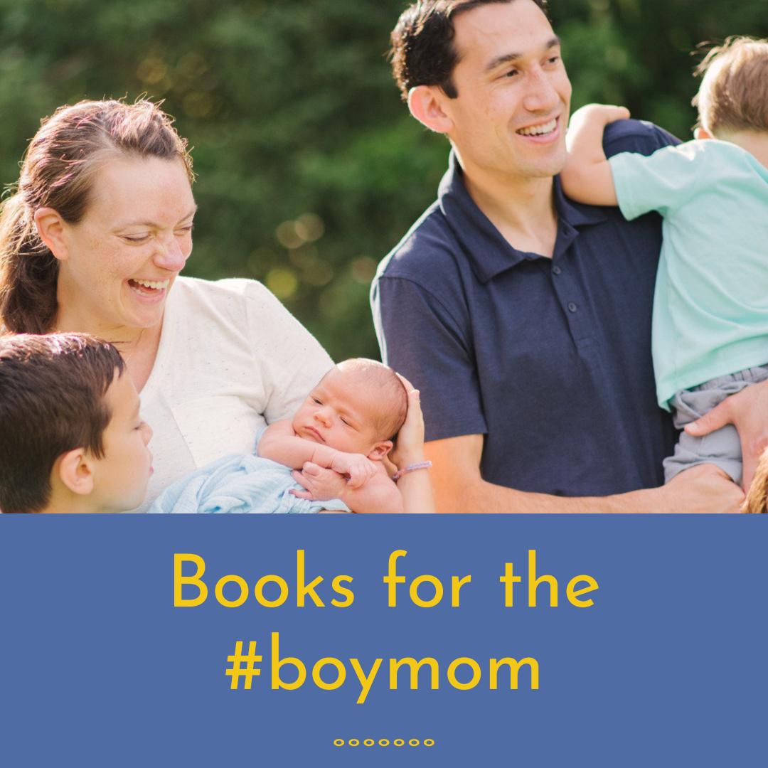 books for the boymom IG