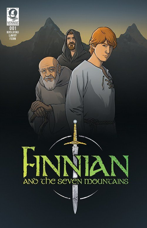 finnian and the 7 mountains issue 1