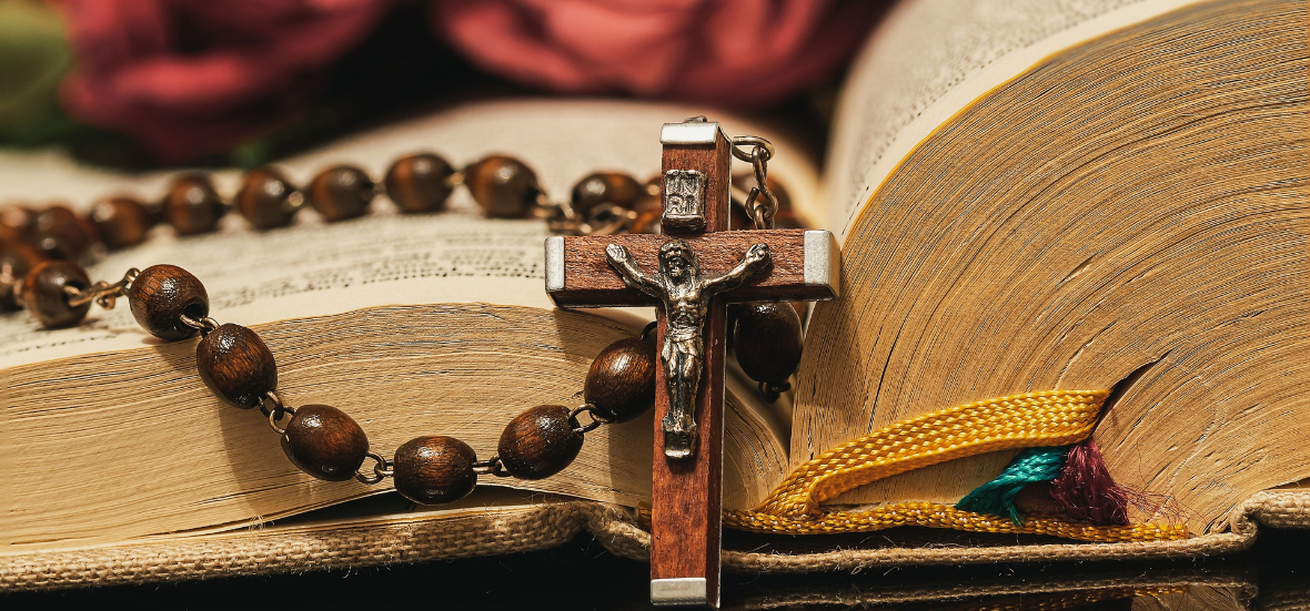 getting into the rosary