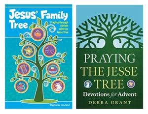 jesse tree 2 books