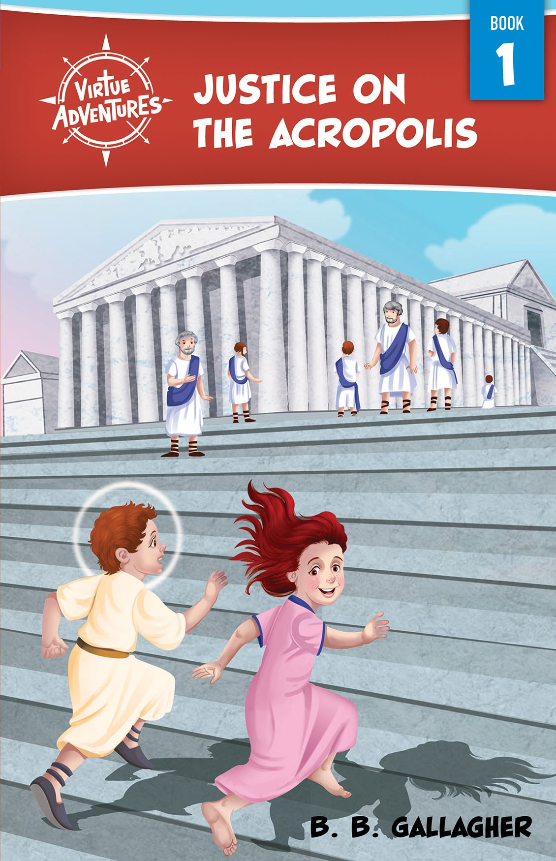 justice on the acropolis