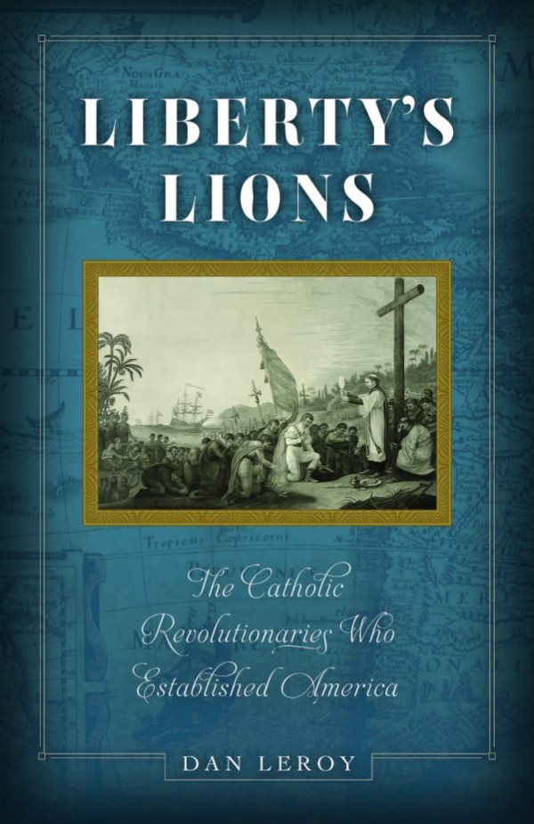 libertys lions book cover