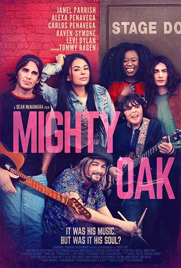 mighty oak poster