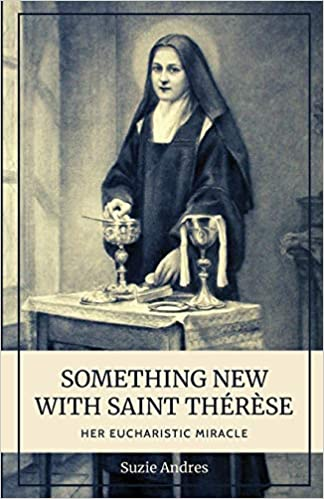 something new with st therese