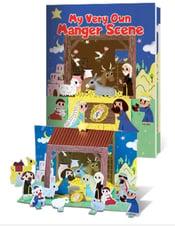very own manger scene