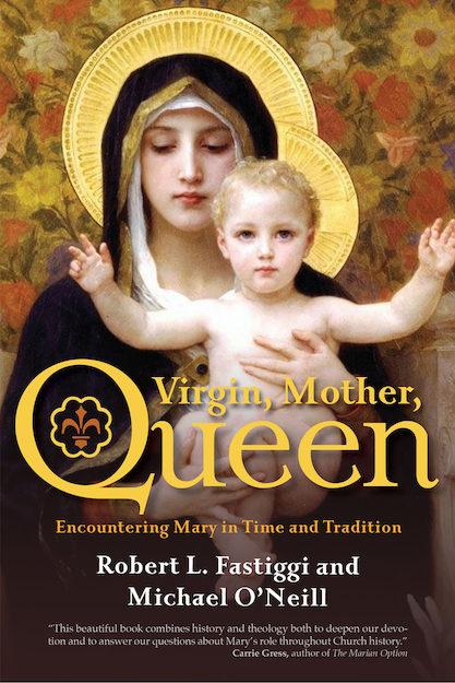 virgin mother queen