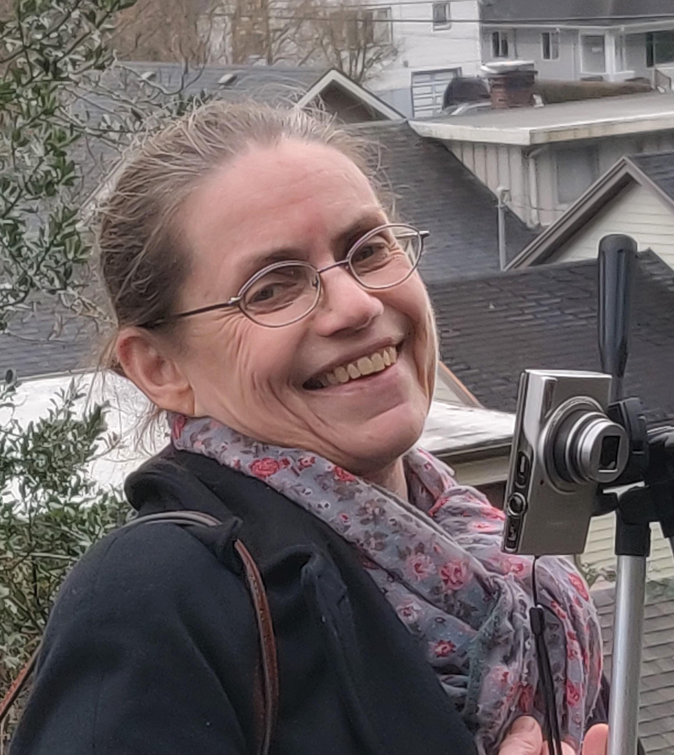 Christine Vincent